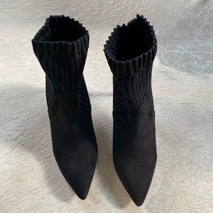 Zara Shoe Booties Sz 39